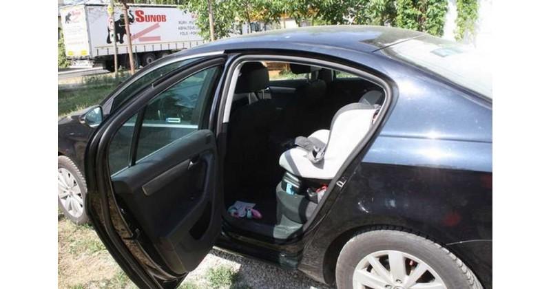大懵父遺兩歲女於車廂釀悲劇