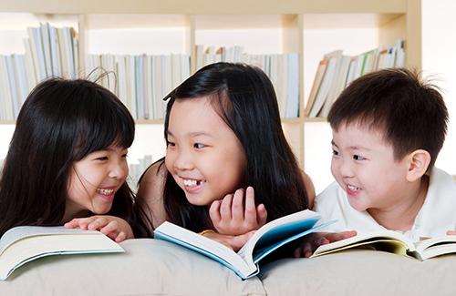 【閱讀有益】   培養孩子閱讀興趣 5 大貼士
