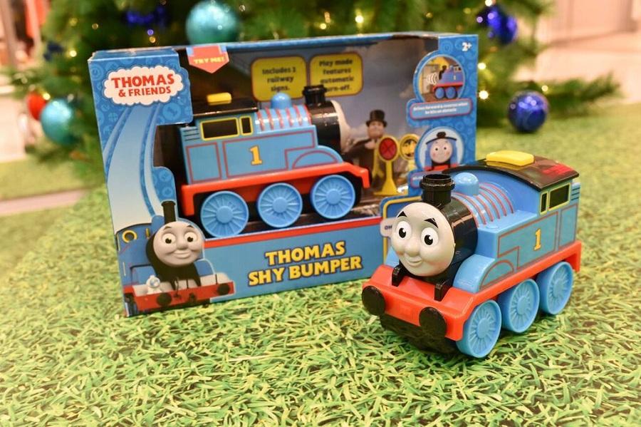 【實景速報】快睇!Thomas火車現真身