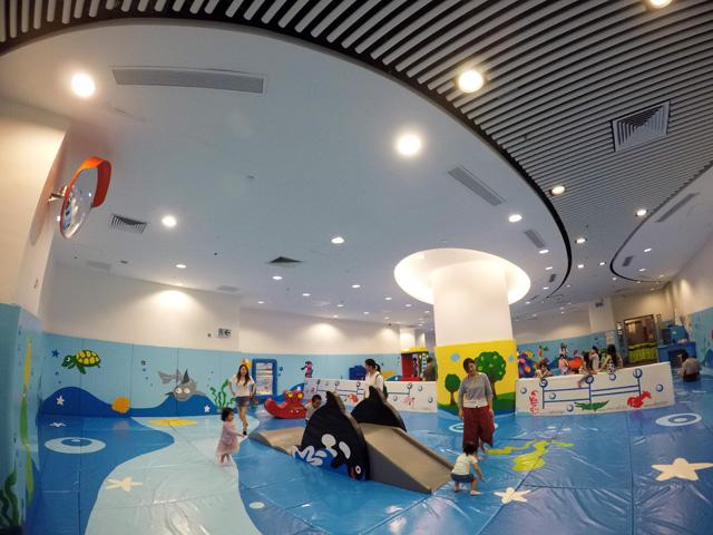 【親子好去處】「海洋世界」天暉路兒童遊戲室