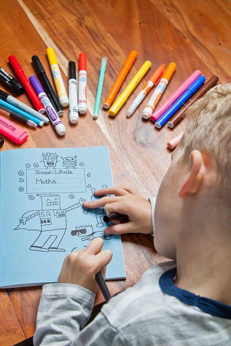 【無限可能】9歲男童上課畫公仔 老師指責後父母決定……