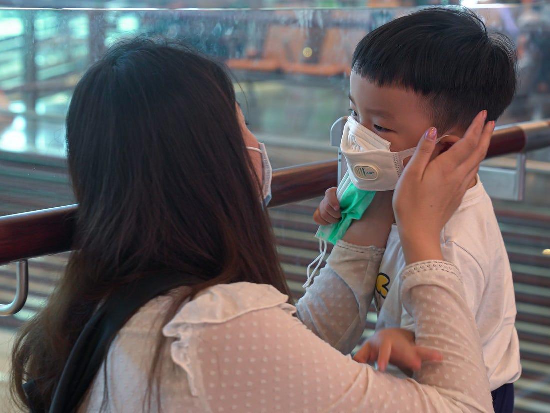 【肺炎】本港首現嬰兒確診 世衛揭80%病童感染地點