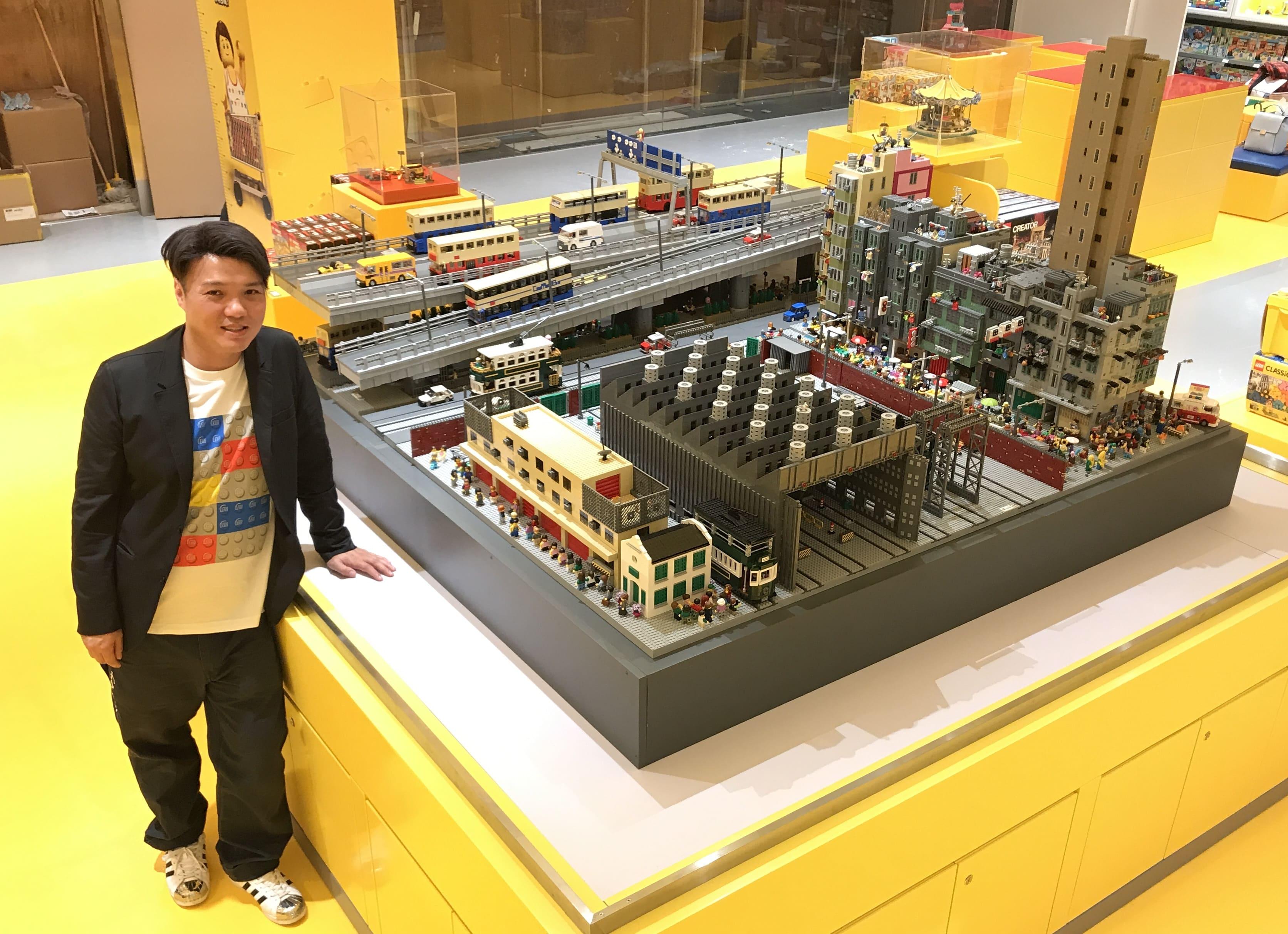 【親子專訪】LEGO大師陪女兒追夢:我晚出早歸為陪佢哋