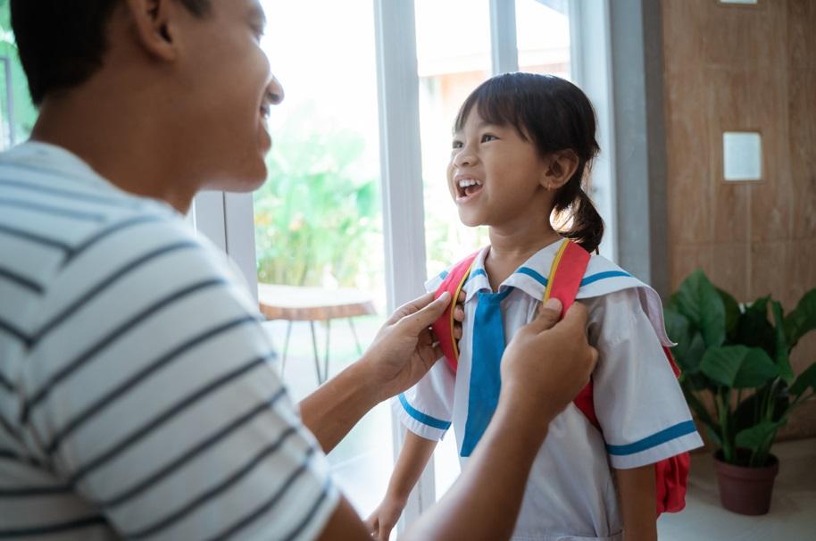 【開心返學】升幼前做最好心理準備  醫生教3招免分離焦慮