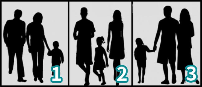 【心測開箱】圖中邊個唔係一家人?一秒測出你家庭觀念