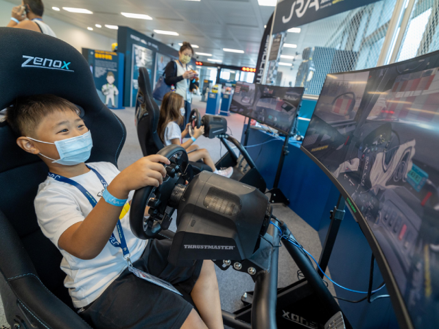 【暑假好去處】K11 MUSEA室內親子賽車 7大遊戲體驗做小車手